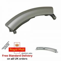 Bosch 751791 Door Handle Silver Bosch Siemens