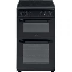 HD5V92KCB 50Cm Electric Twin Cooker With Ceramic Radiant Hob