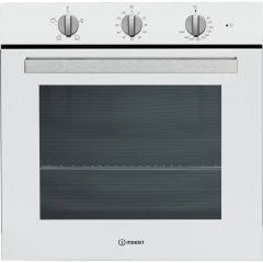 IFW6230WHUK Indesit Single Oven White