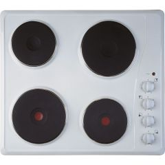 TI60W 60Cm Electric Hob (White)