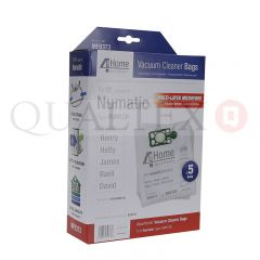 Numatic Henry Dust Bags (10 pack)