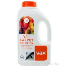 Vax VAX19137765 750Ml Floral Infusion Carpet Shampoo