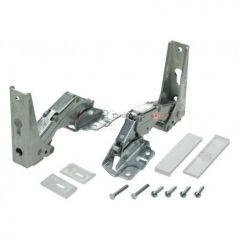 Genuine IKEA Fridge Freezer Upper + Lower Hinge Kit