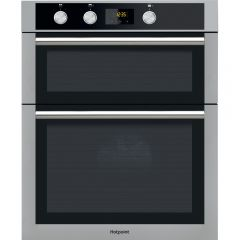 DD4544JIX Hotpoint Built In Double Oven